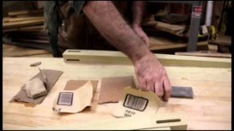 Woodworking Sanding and Finishing Tips