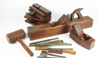 Restoring Old Woodworking Tools