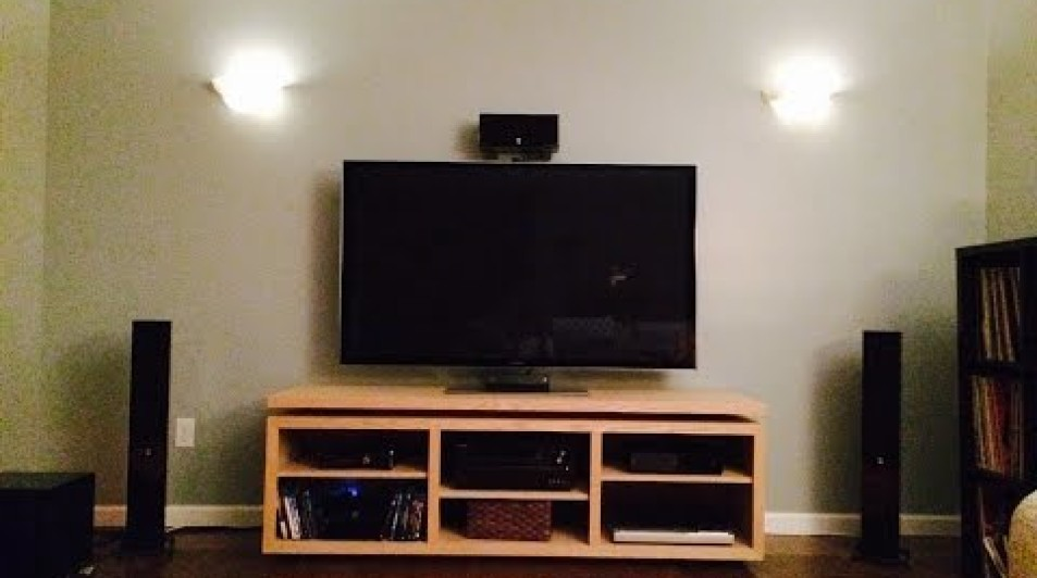 Clean Up Your Home Theater Room