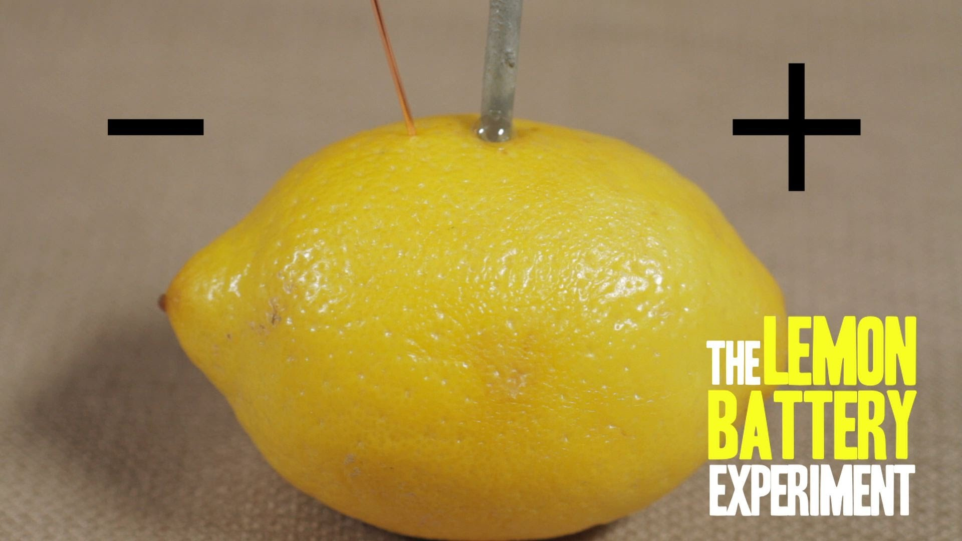 lemon battery research paper These are the sources and citations used to research fruit batteries this bibliography was generated on cite this for me on wednesday, may 13, 2015.