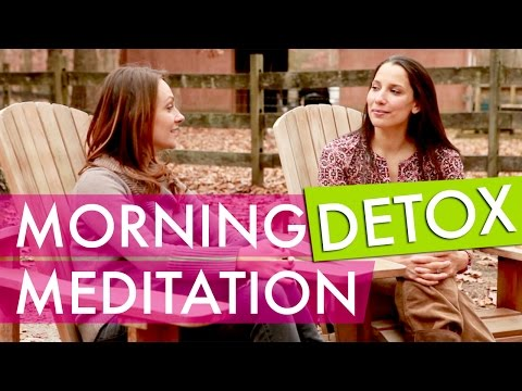 4 Minute Morning Detox Meditation & Chakra Cleansing - She Has Four Minutes - BEXLIFE