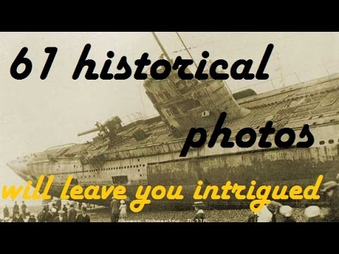 61 HISTORICAL PHOTOS WILL LEAVE YOU INTRIGUED