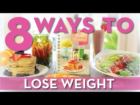 8 Interesting Ways to Lose Weight