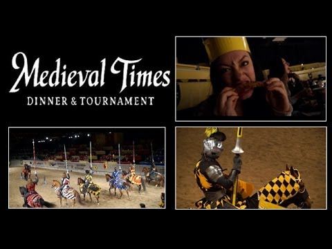 A TRIP TO MEDIEVAL TIMES
