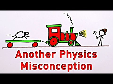 Another Physics Misconception