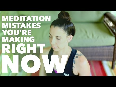 Are You Making These Meditation Mistakes? - BEXLIFE