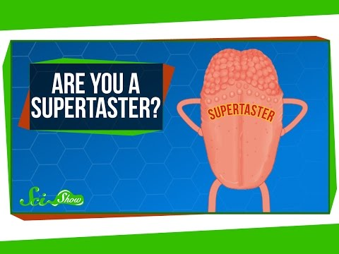 Are You a Supertaster?