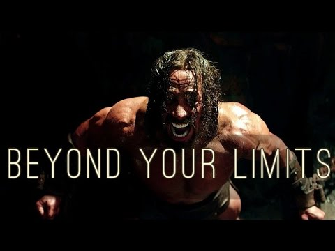BEYOND YOUR LIMITS - Motivational Video