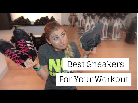 Best Sneakers For Your Workout