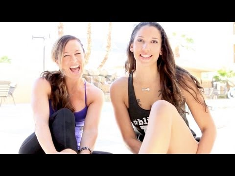 Butt, Thighs, and Flat Belly Workout with The Sweaty Betties - BEXLIFE