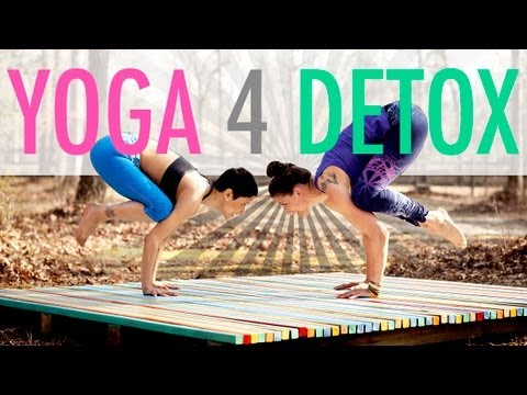 DETOX YOGA for Digestion & Weight Loss: Part 5 Strong & Slim by Summer #blissedin - BEXLIFE