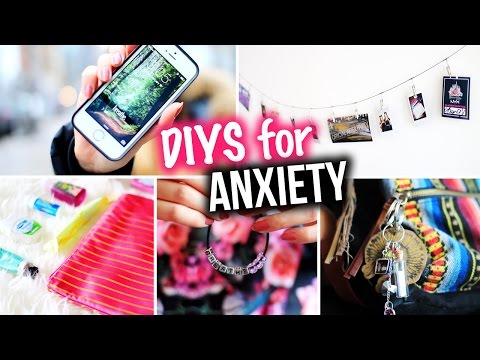 Dealing with Anxiety: DIY Room Decor, Accessories & Tips! | LaurDIY