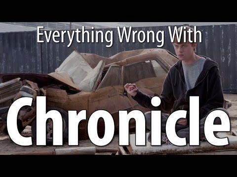 Everything Wrong With Chronicle In 8 Minutes Or Less
