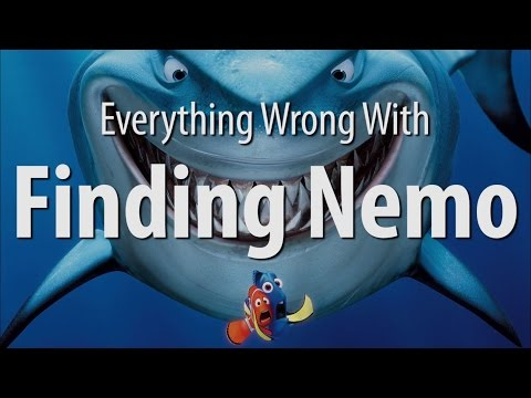 Everything Wrong With Finding Nemo In 11 Minutes Or Less