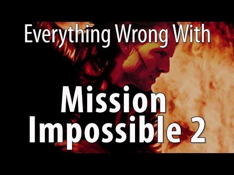 Everything Wrong With Mission Impossible II In 16 Minutes Or Less