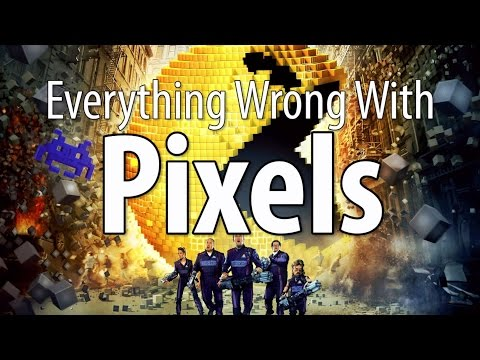 Everything Wrong With Pixels In Super Lots Of Minutes