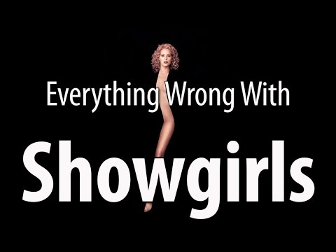 Everything Wrong With Showgirls In Many Minutes