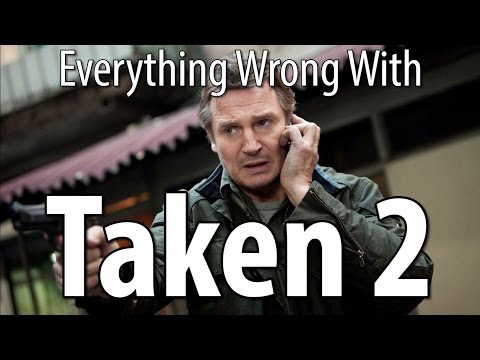 Everything Wrong With Taken 2 in 14 Minutes Or Less