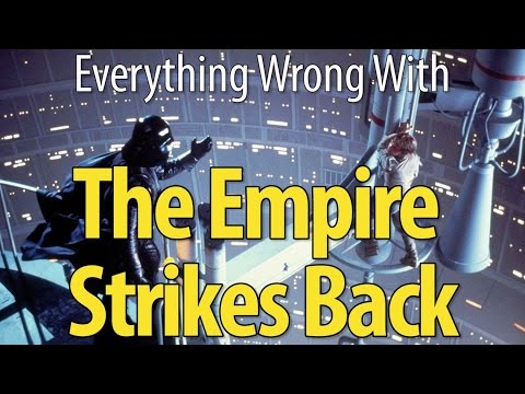 Everything Wrong With The Empire Strikes Back