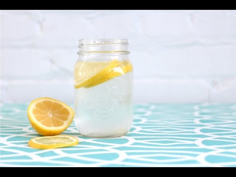 Health Benefits of Lemon and Water