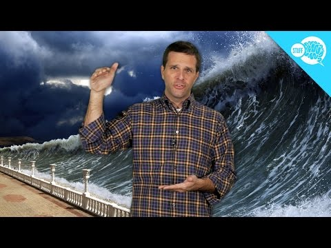 How Are Tsunamis Formed?