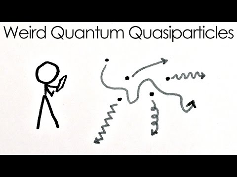 How To Discover Weird New Particles | Emergent Quantum Quasiparticles