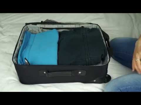 How to Pack with Just a Carry-on Bag