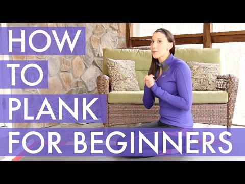 How to Plank: Are you doing it wrong? - BEXLIFE