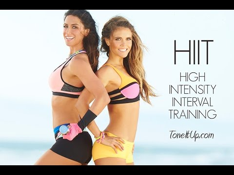 Hump Day HIIT!! High Intensity Interval Training!