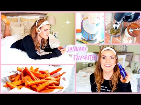 January Favorites 2015!!