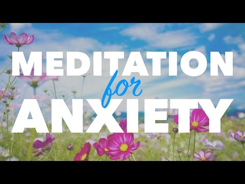 Meditation for Anxiety - How to Meditate for Beginners - BEXLIFE