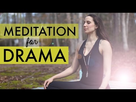 Meditation for Negativity & Drama - How to Meditate for Beginners - BEXLIFE