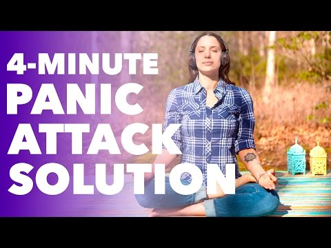 Natural Anxiety and Panic Attack Remedy in 4 Minutes - BEXLIFE