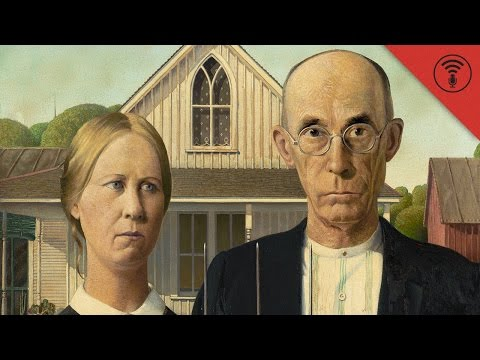 Renting the 'American Gothic' House & Smartphone Addiction | SYSK Internet Roundup