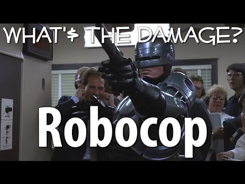 Robocop - What's The Damage?