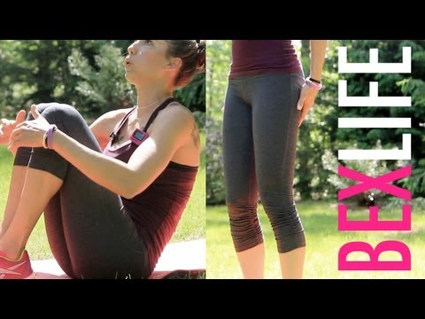 Tabata Workout - Flat Belly in 4 Minutes - BEXLIFE