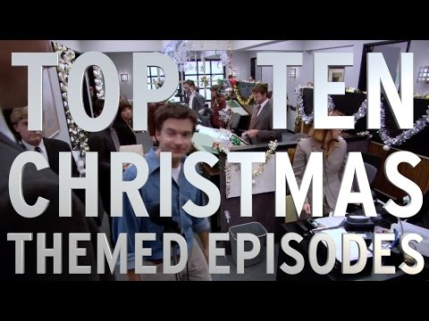 Top 10 Christmas Themed Episodes