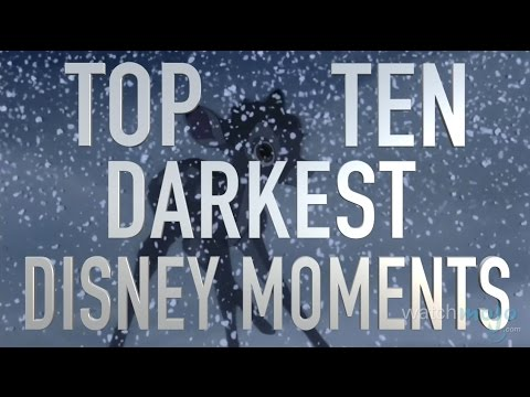 Top 10 Darkest and Scariest Disney Moments