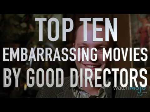 Top 10 Embarrassing Movies by Critically Acclaimed Directors