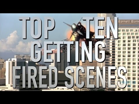 Top 10 Getting Fired Movie Scenes