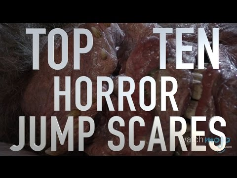 Top 10 Horror Movie Jump Scares