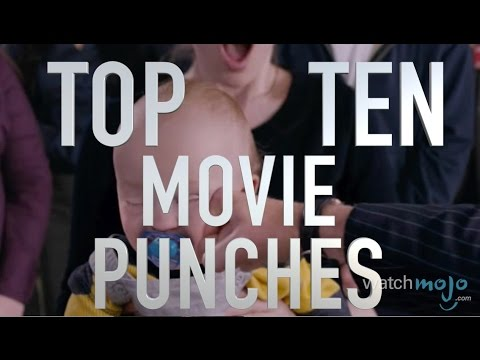 Top 10 Movie Punches