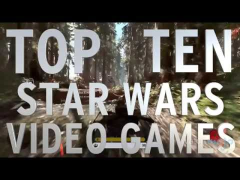 Top 10 Star Wars Video Games- Redux