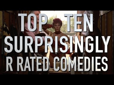 Top 10 Surprisingly R-Rated Comedies