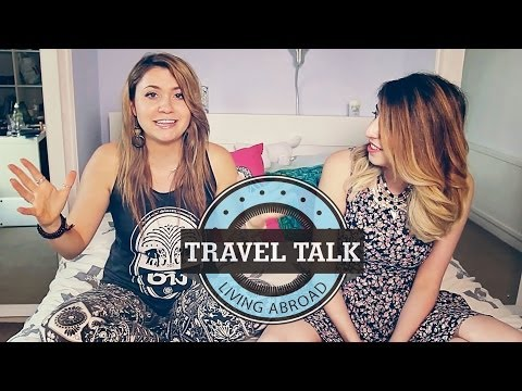 Travel Talk: Living Abroad w/ Mandy