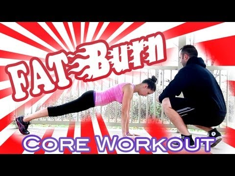 ULTIMATE Core HIIT Workout - Burn Fat & Lose Weight - BEXLIFE