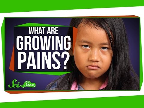 What Causes Growing Pains?
