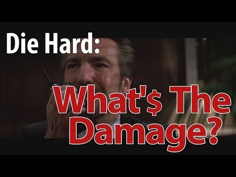 What's The Damage? Die Hard (1988)