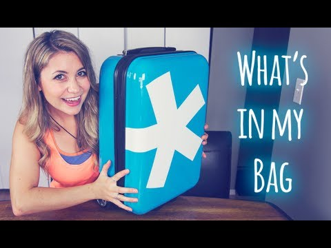 What's in my Bag? | Travel Packing Essentials