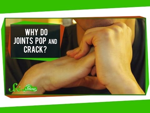Why Do Joints Pop And Crack?